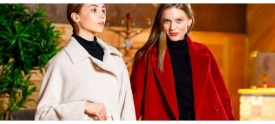 Пальто из альпаки – синоним высокого стиля и превосходного качества